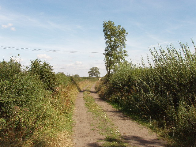 Road or Bridleway? Kimble Wick