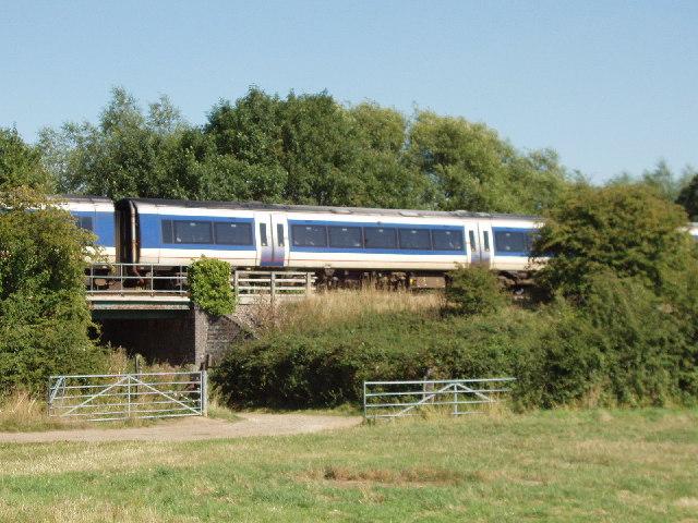 Railway at Haddenham