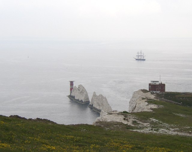 The Needles and Old Battery, Totland
