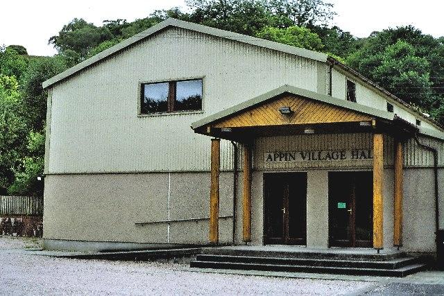 Appin Village Hall