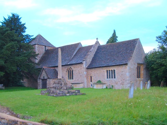 St Lawrence's Church, North Hinksey, Oxon.
