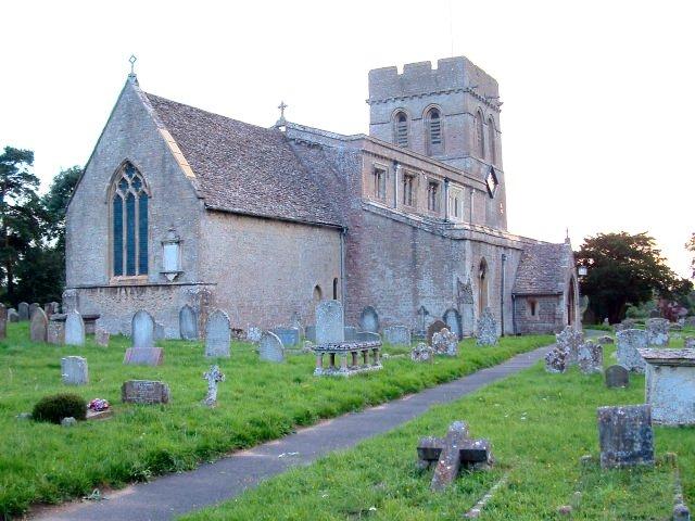 St Michael's Church, Cumnor, Oxon.