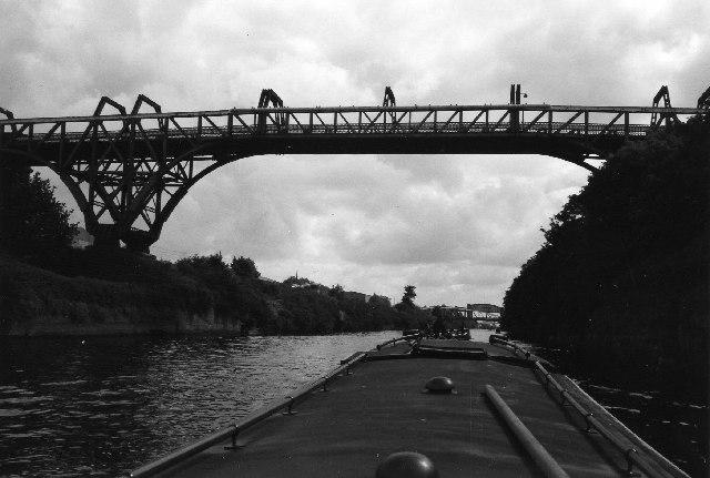 Cantilever Bridge, Manchester Ship Canal, Warrington