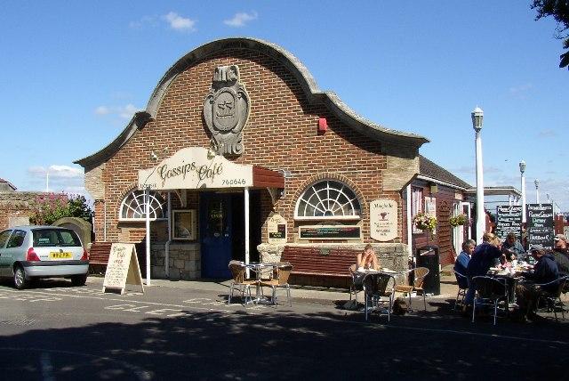 Gossips Cafe, Yarmouth