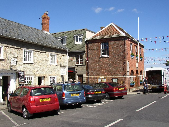 The Square, Yarmouth