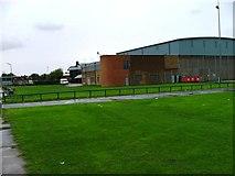 NZ5419 : Eston Sports Academy by Mick Garratt
