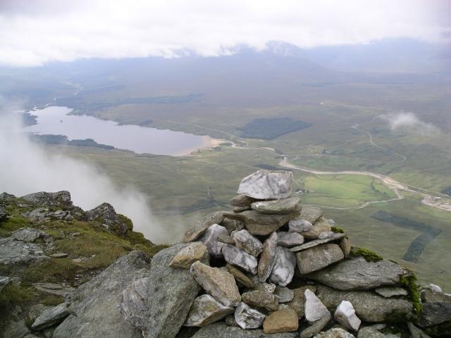 Beinn Achaladair : Munro No 94