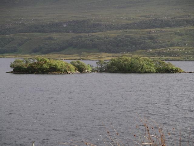 Island, Loch Bad a' Ghail