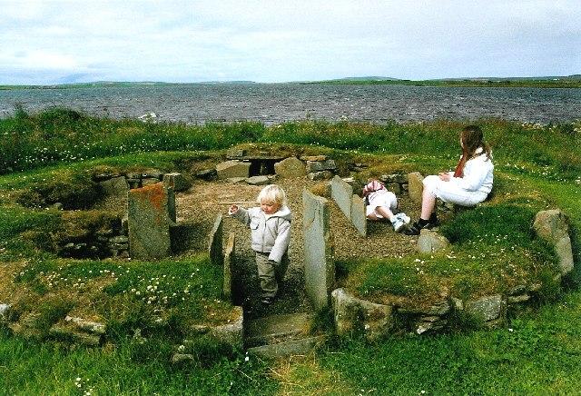 Barnhouse prehistoric settlement