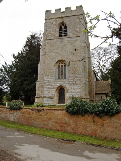 Church of St. Nicholas, Hockerton