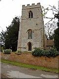 SK7156 : Church of St. Nicholas, Hockerton by Christine Hasman
