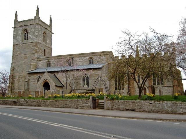 Church of St. Bartholomew, Kneesall