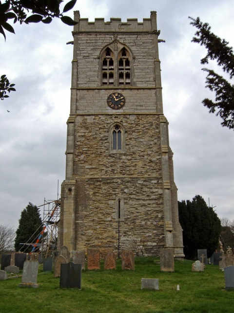 Church of St. Wilfrid, South Muskham