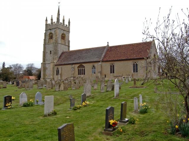 Church of St. Peter & St. Paul, Upton