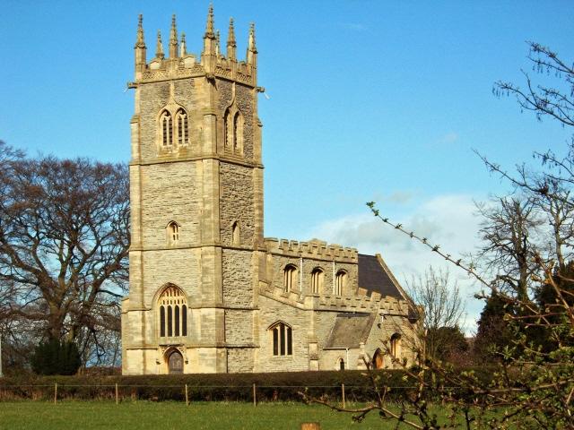 Church of All Saints, Hawton
