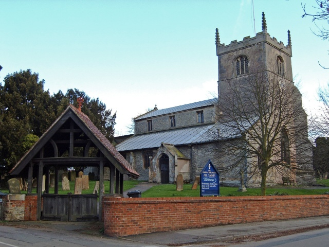Church of All Saints, North Collingham