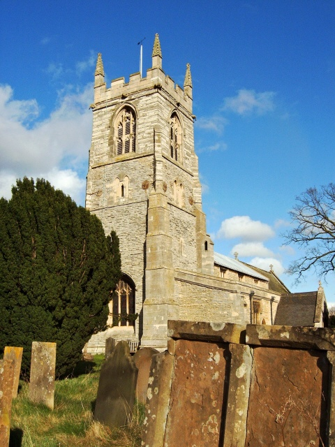 Church of St. John the Baptist, South Collingham