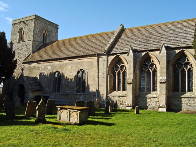 Church of St. Peter, Sibthorpe
