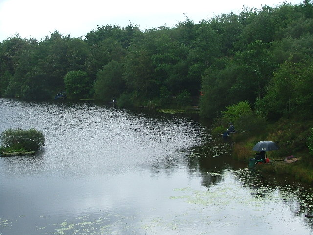 Fishing Pond, Cadover Bridge
