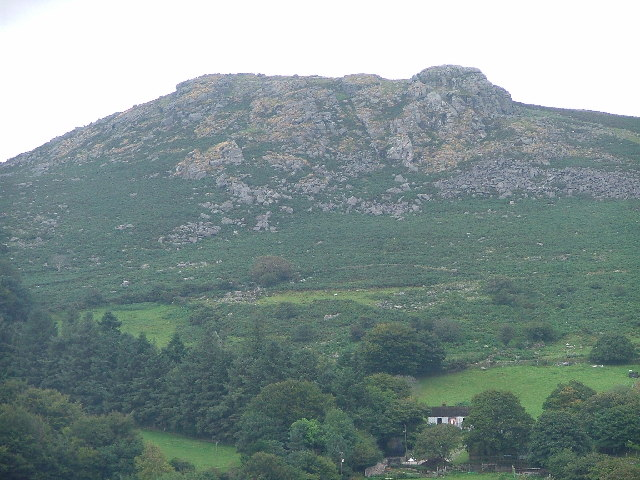 Sheeps Tor, Dartmoor
