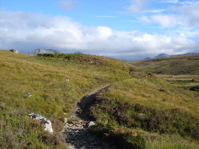 Path from Shieldaig