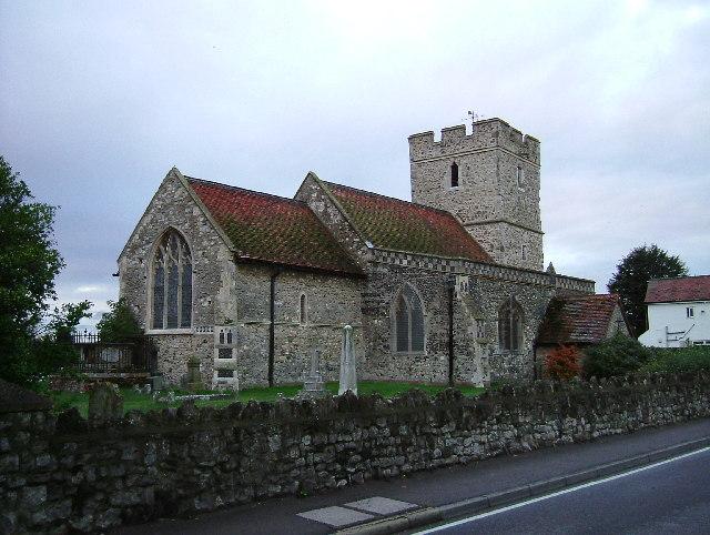 St Mary & St Peter's Wennington