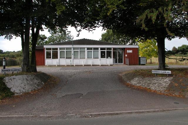 Rushwick Village Hall