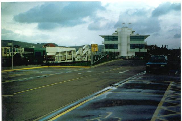 Control Centre at Cheriton