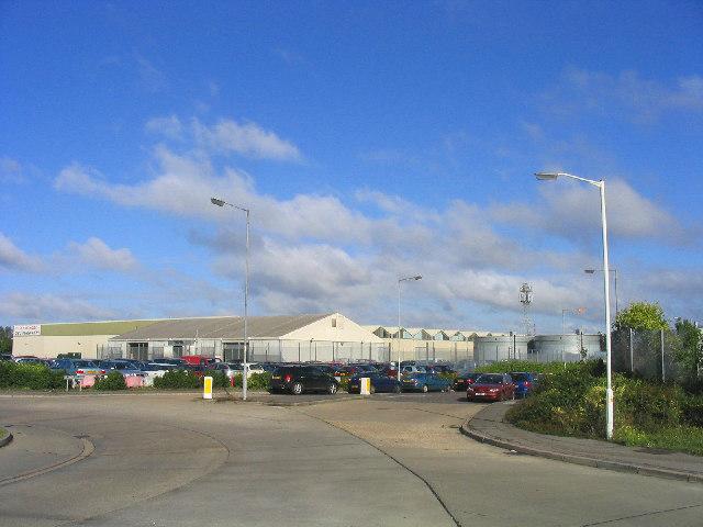 Southfields Industrial Estate, Laindon, Essex