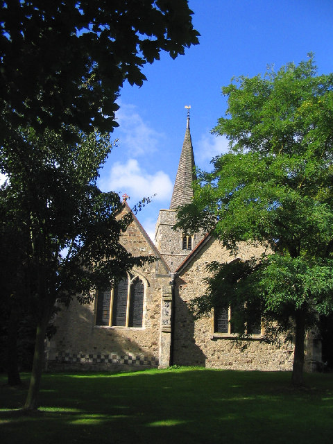 Great Burstead Parish Church, Essex