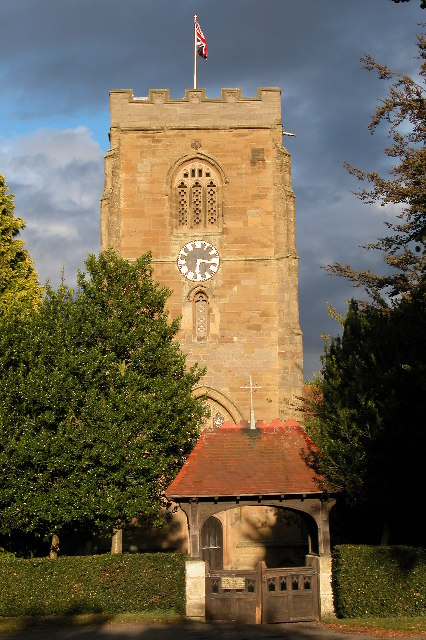 St Peter's Church, Powick