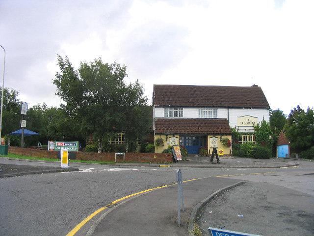 The Pilgrim Public House, Billericay