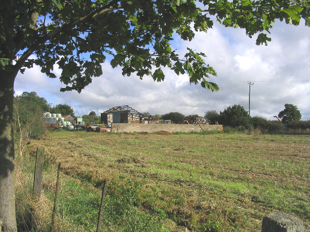 Derelict Farm Buildings near Billericay, Essex