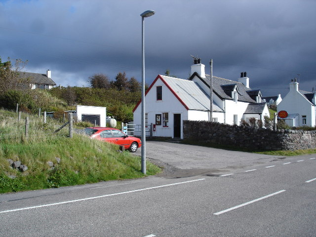 Aultbea Post Office