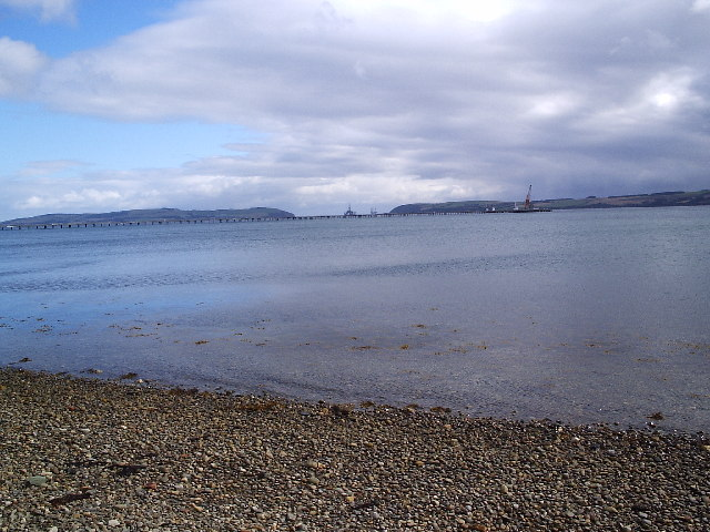 Invergordon pier