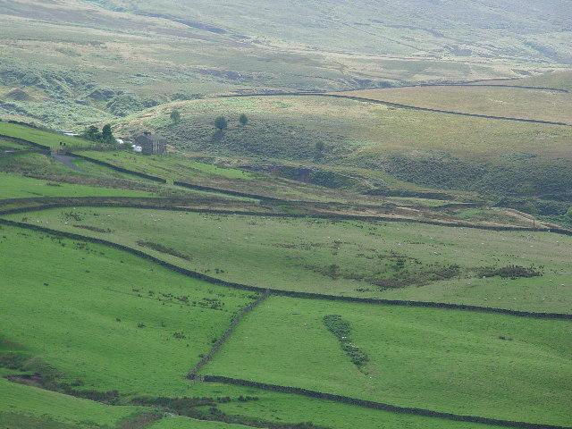 Bronte Way and Pendle Way Footpaths