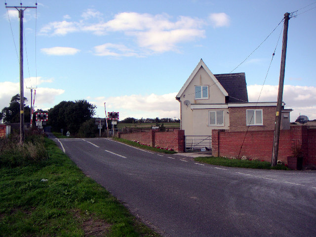 Kettleby Level Crossing