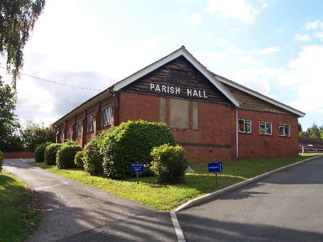 Powick Parish Hall