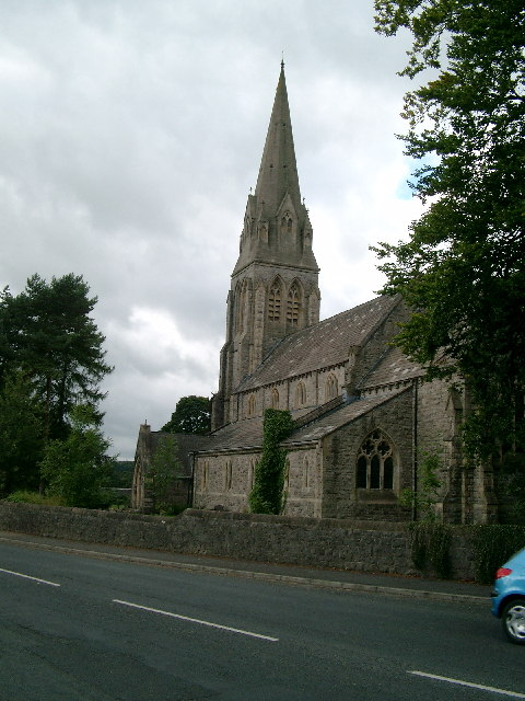 Low Moor Church, Clitheroe