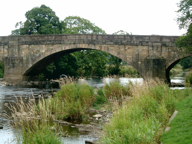 Edisford Bridge, Clitheroe