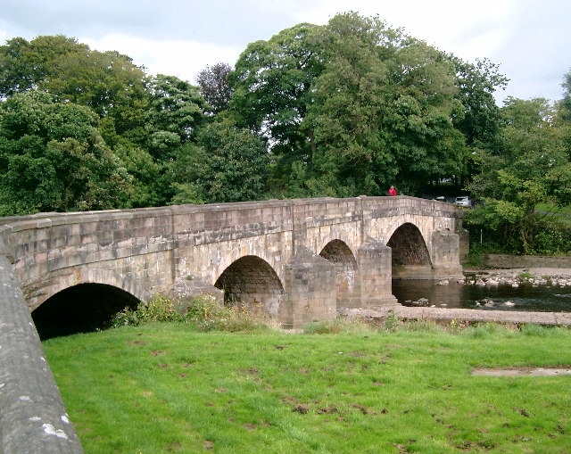 Edisford Bridge, Clitheroe