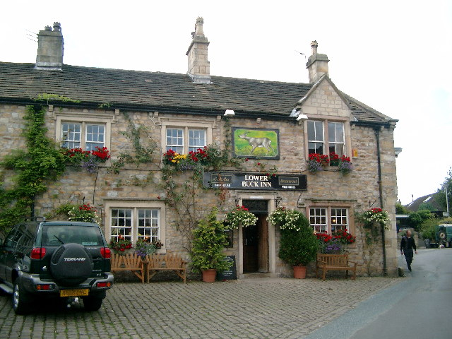 The Lower Buck, Waddington