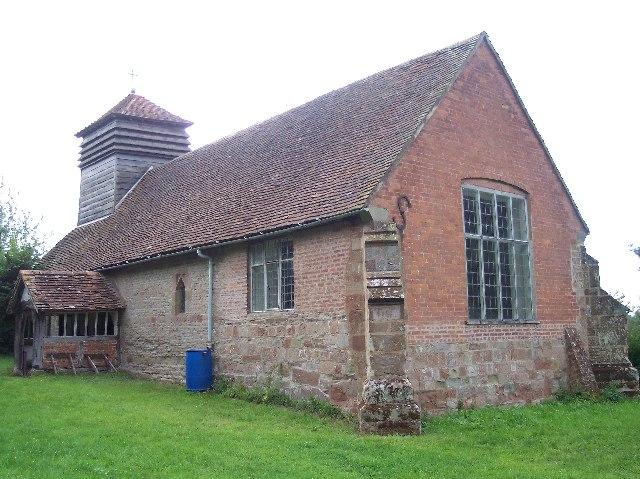 Bransford Church
