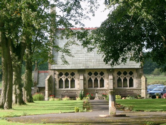 Waddington Almshouses - the Chapel