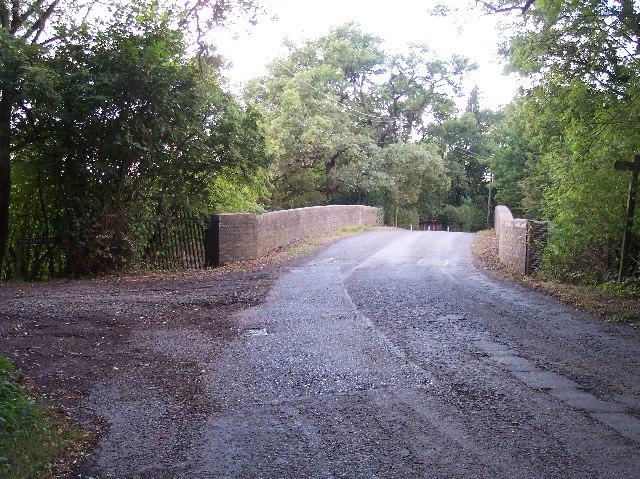 Railway Bridge near Bransford