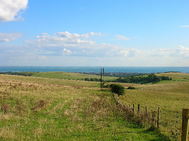 View from Beeding Hill