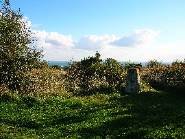 Trig point, Southwick Hill