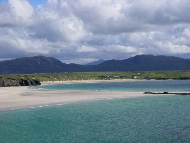 Balnakeil Beach from Faraid Head
