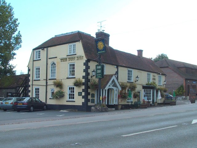 The Sun Inn, Rake, West Sussex