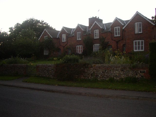 Old Almshouses